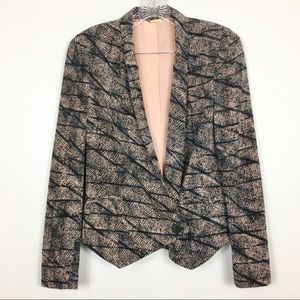 Rebecca Minkoff | Becky Silk Jacket Blazer Medium